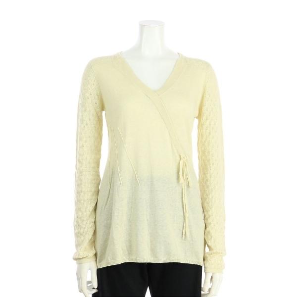アンソロポロジー セーター サイズS(M/9号) レディース新品同様  ホワイト系