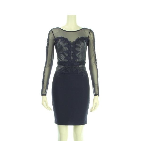 LIPSY(リプシー) ドレス レディース新品同様  ネイビー系 カクテルドレス