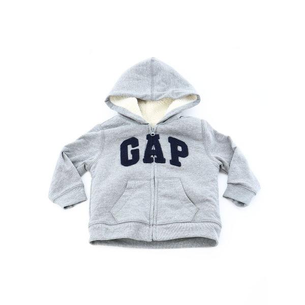 GAP(ギャップ) カットソー サイズ90(90cm) レディース新品同様  グレー系 ベビー服