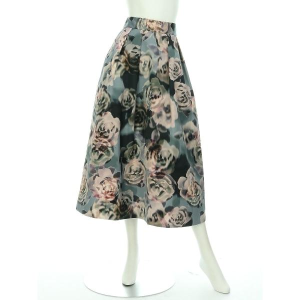 ネクスト スカート サイズ8(M/9号) レディース新品同様  ピンク系 フレアスカート