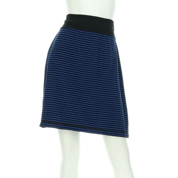 マックススタジオ スカート サイズS(M/9号) レディース新品同様  ブルー系