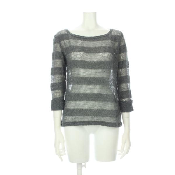 TOPSHOP(トップショップ) セーター レディース新品同様  グレー系 ニット・セーター