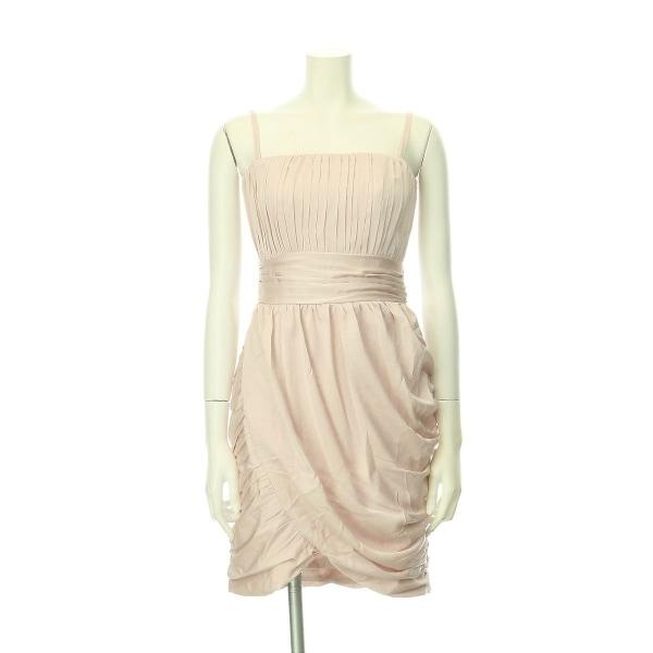 H&M(エイチアンドエム) ドレス レディース新品同様  ピンク系 カクテルドレス