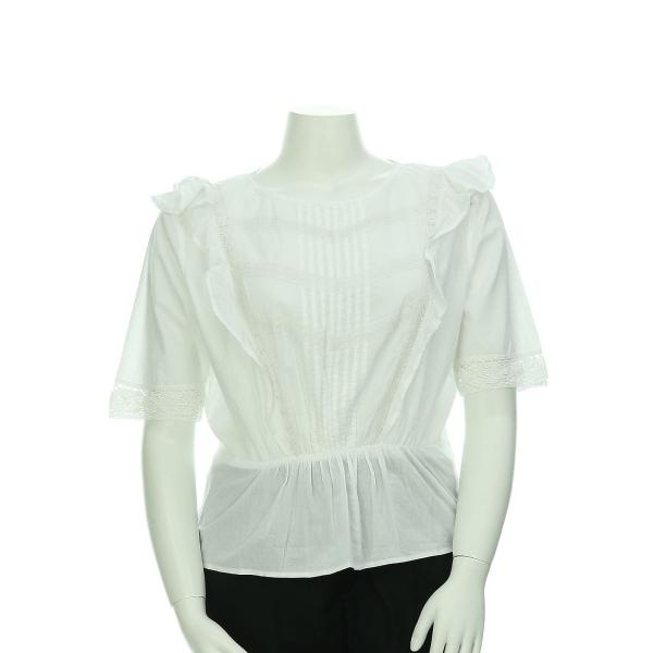 ASOS(エイソス) シャツブラウス レディース新品同様  ホワイト系 シャツ・ブラウス