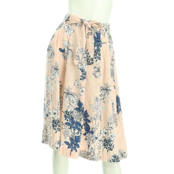 バナナリパブリック スカート サイズ2(S/7号) レディース新品同様  ピンク系