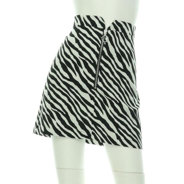 ASOS(エイソス) スカート レディース新品同様  ブラック系 台形スカート