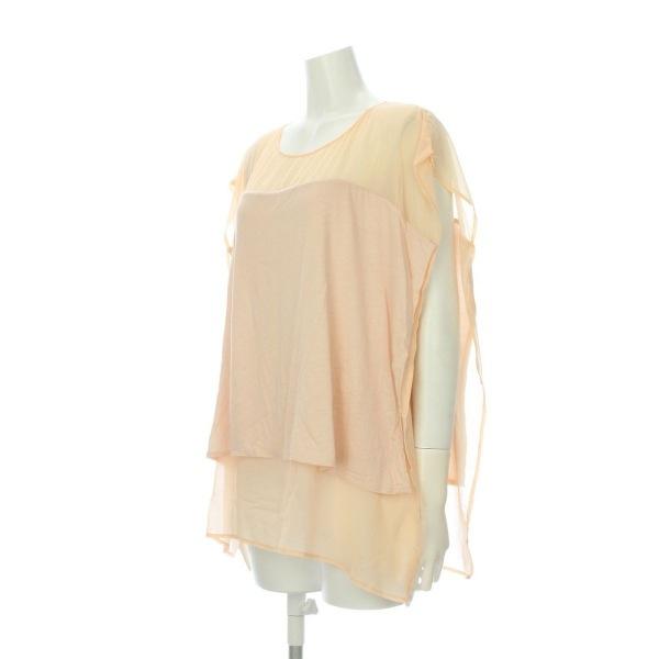 ザラ Tシャツ サイズM レディース新品同様  ZARA/ザラ ピンク系 2