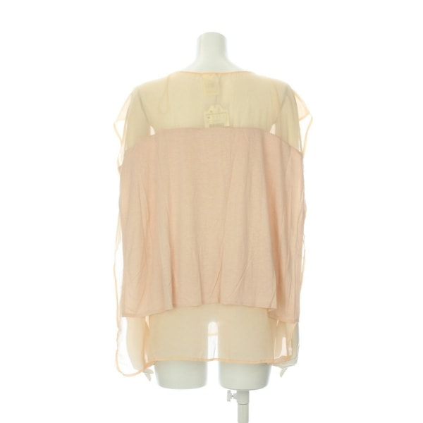 ザラ Tシャツ サイズM レディース新品同様  ZARA/ザラ ピンク系 3