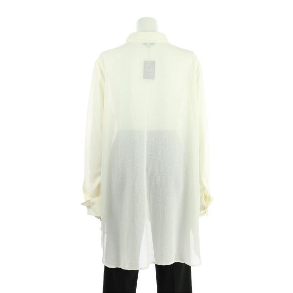 NEXT(ネクスト) シャツブラウス レディース新品同様  ホワイト系 シャツ・ブラウス