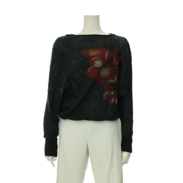 アンソロポロジー セーター サイズS(M/9号) レディース新品同様  グレー系