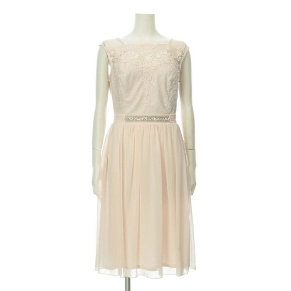 LIPSY(リプシー) ドレス レディース新品同様  ピンク系 カクテルドレス