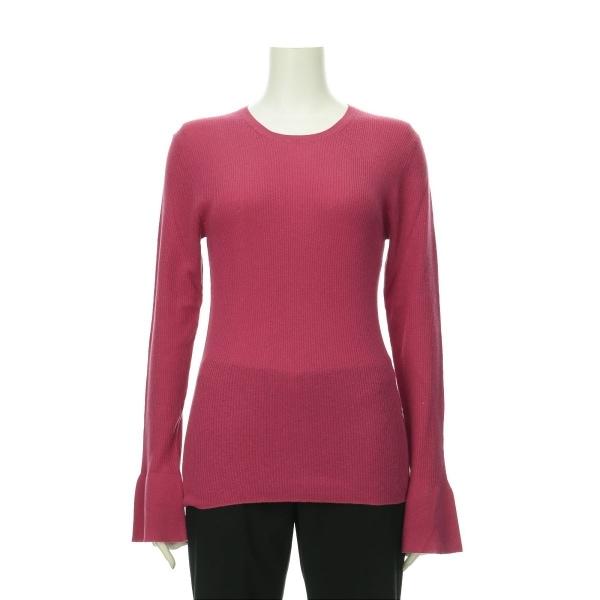 マッシモドゥッティ セーター レディース新品同様  ピンク系 ニット・セーター