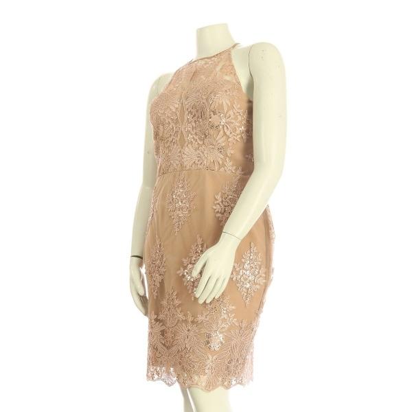 リプシー ドレス レディース新品同様  ピンク系 カクテルドレス 2