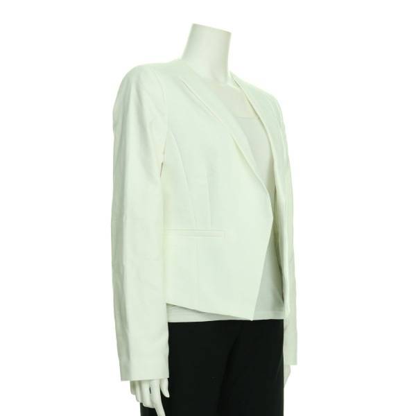 Orsay(オルセー) ジャケット レディース新品同様  ホワイト系 ジャケット・ブルゾン