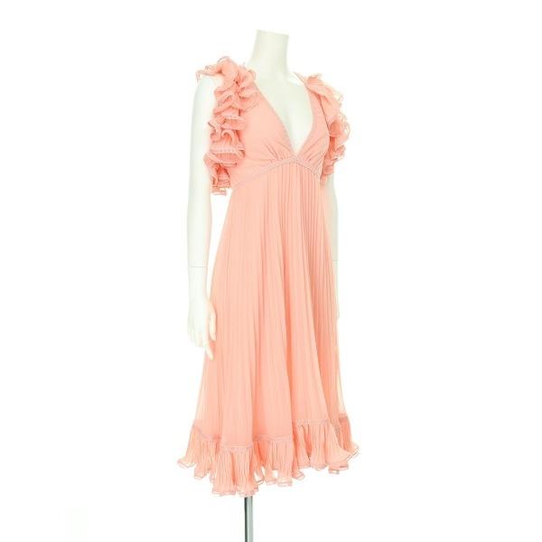エイソス ドレス サイズ6(S/7号) レディース新品同様  ピンク系 カクテルドレス