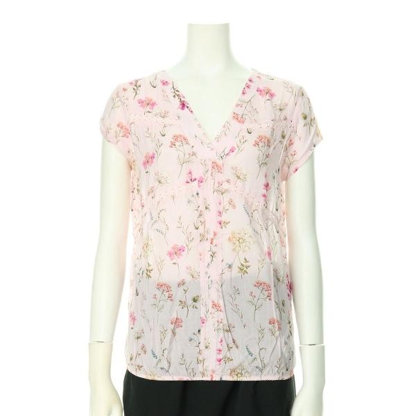 Orsay(オルセー) シャツブラウス レディース新品同様  ピンク系 シャツ・ブラウス
