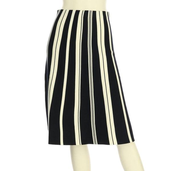 マッシモドゥッティ スカート レディース新品同様  ネイビー系 マーメイドスカート