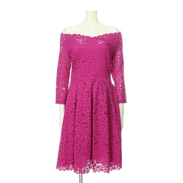 Orsay(オルセー) ドレス レディース新品同様  パープル系 カクテルドレス