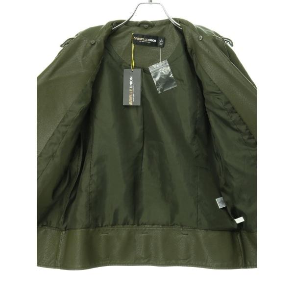 ニューヨークアンドカンパニー ジャケット レディース新品同様  グリーン系