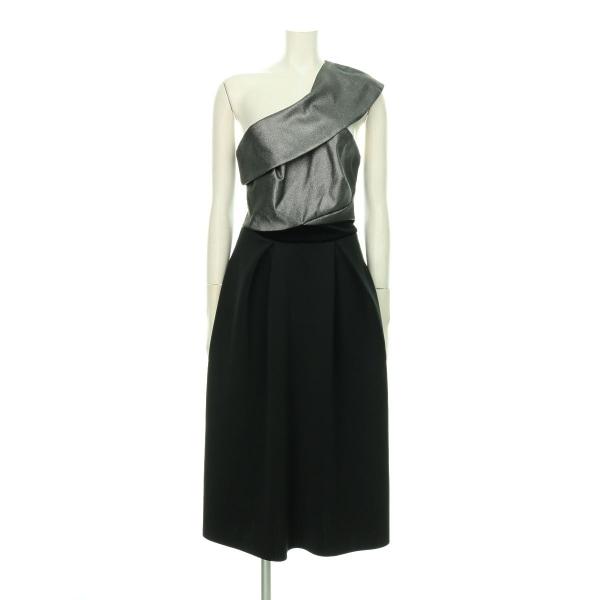 ドロシーパーキンス ドレス サイズ8(M/9号) レディース新品同様  ブラック系