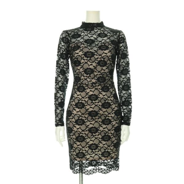 LIPSY(リプシー) ドレス レディース新品同様  ブラック系 カクテルドレス