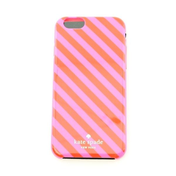 ケイトスペードニューヨーク 小物新品同様  ピンク系 モバイルグッズ 表示なし