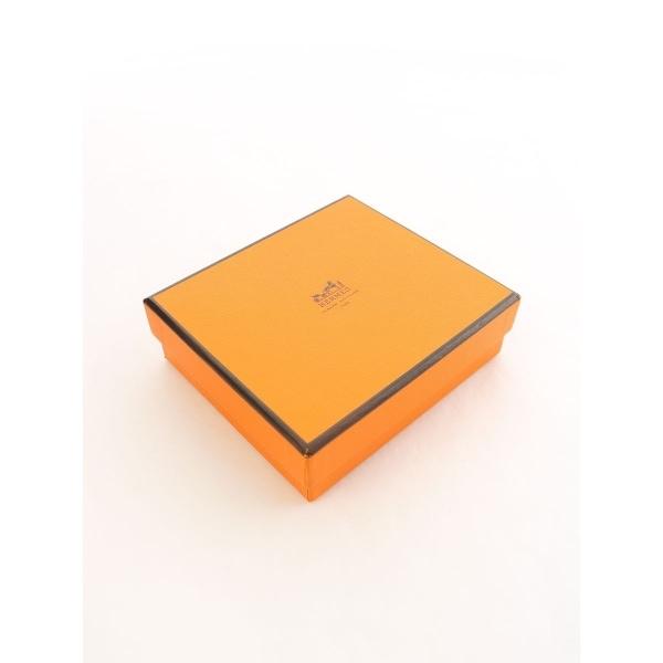 HERMES(エルメス) 小物新品同様  ブラウン系 ノート・手帳 表示なし 5