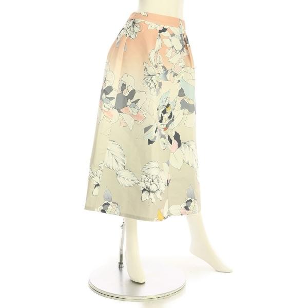エイソス スカート サイズ8(M/9号) レディース新品同様  マルチ フレアスカート