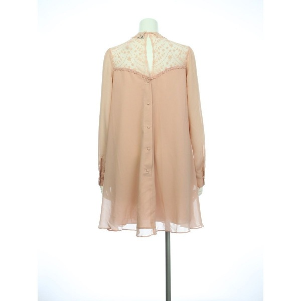 ASOS(エイソス) ドレス レディース新品同様  ピンク系 カクテルドレス