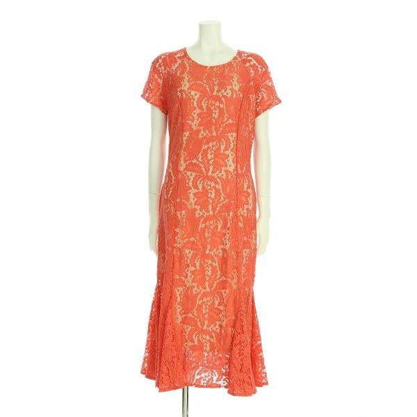 ROMAN(ローマン) ドレス サイズXL レディース新品同様  ピンク系 1