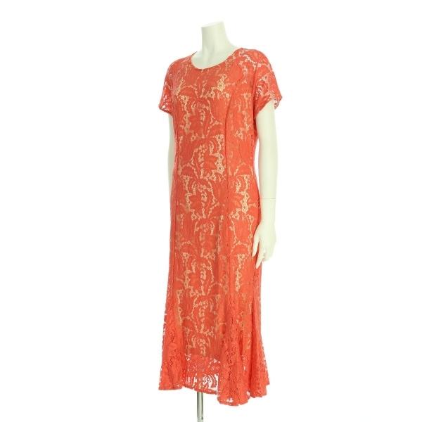 ROMAN(ローマン) ドレス サイズXL レディース新品同様  ピンク系 2