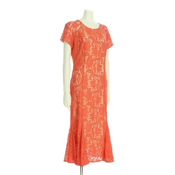 ROMAN(ローマン) ドレス サイズXL レディース新品同様  ピンク系 3