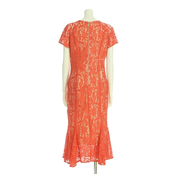 ROMAN(ローマン) ドレス サイズXL レディース新品同様  ピンク系 4