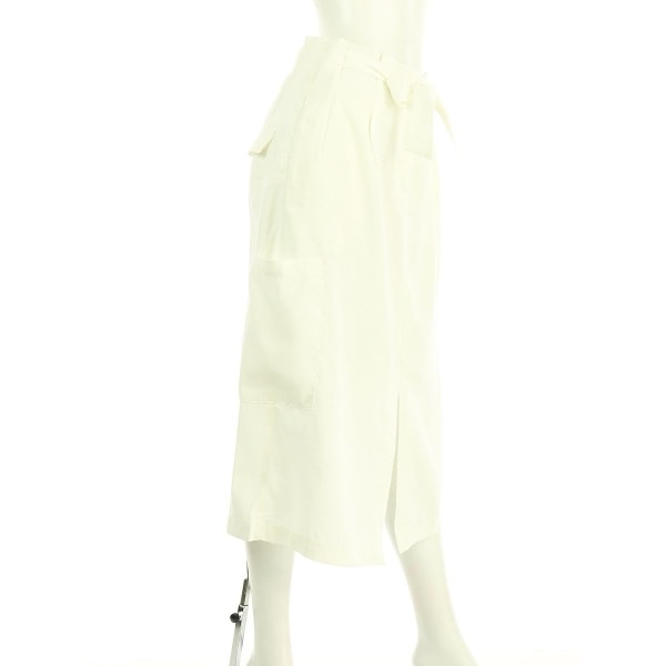 NEXT(ネクスト) スカート サイズML レディース新品同様  ホワイト系 3