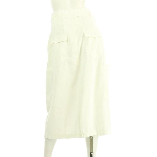NEXT(ネクスト) スカート サイズML レディース新品同様  ホワイト系 4