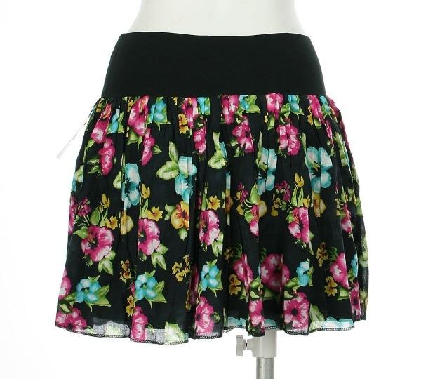 H&M(エイチアンドエム) スカート レディース新品同様  ブラック系 ミニスカート