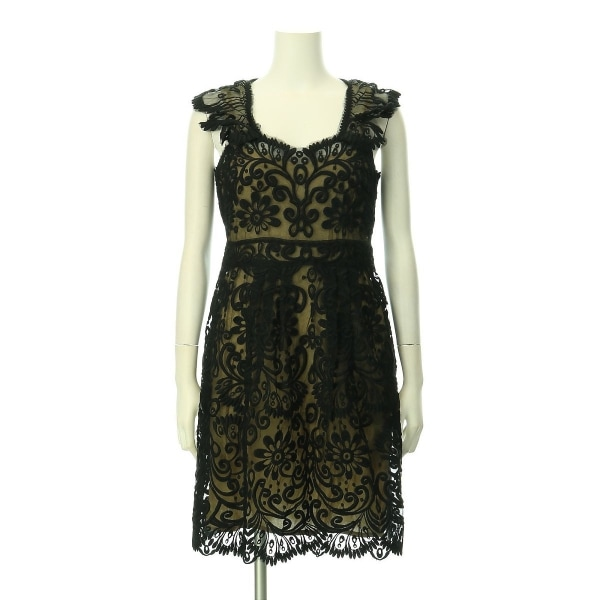 ノーブランド ドレス サイズ4 XL レディース新品同様  YOANA BARASCHI/ヨアナバラシー