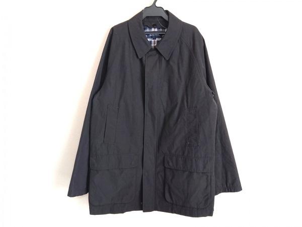 NEW YORKER(ニューヨーカー) コート サイズLL メンズ美品  黒 冬物