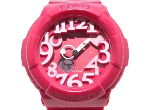 CASIO(カシオ) 腕時計 BGA-130 レディース ピンク