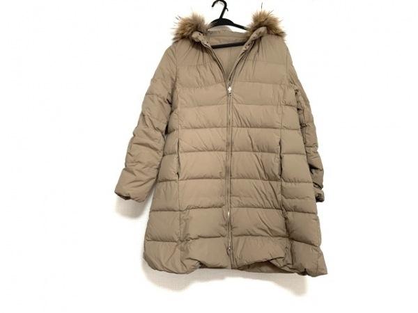 BALLSEY(ボールジー) ダウンコート サイズ38 M レディース美品  ブラウン 冬物