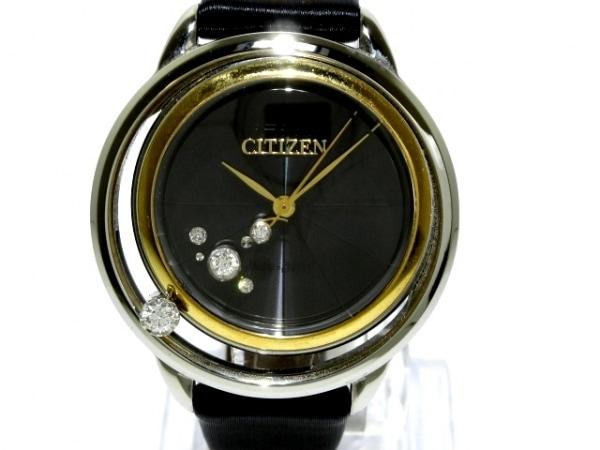CITIZEN(シチズン) 腕時計 シチズン エル B036-S112052/EW5526-11E レディース 黒
