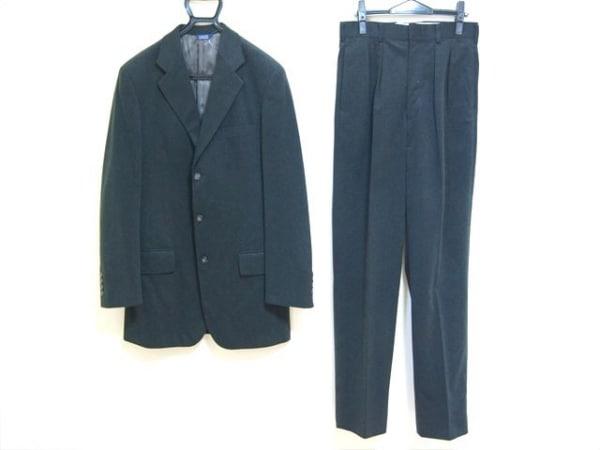 CHAPS RALPH LAUREN(チャップスラルフローレン) シングルスーツ メンズ新品同様  黒