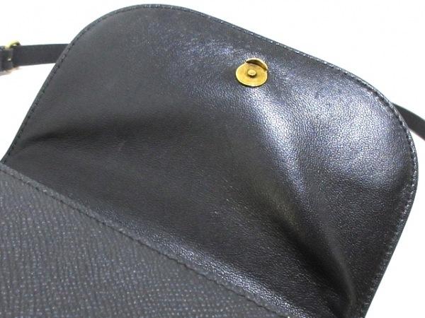 BALENCIAGA(バレンシアガ) ショルダーバッグ ヴィル デイバッグ XS 550639 黒 レザー