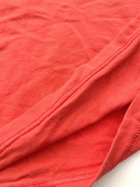 ディーゼル 半袖Tシャツ サイズM メンズ美品  レッド UNDERWEAR 6