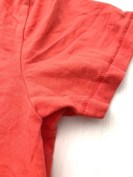 ディーゼル 半袖Tシャツ サイズM メンズ美品  レッド UNDERWEAR 7