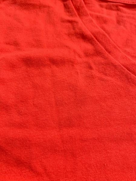 ディーゼル 半袖Tシャツ サイズM メンズ美品  レッド UNDERWEAR 8