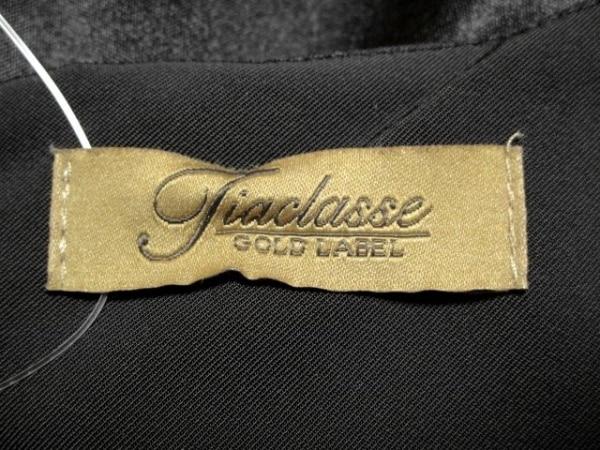Tiaclasse(ティアクラッセ) ワンピース サイズ9 M レディース 黒