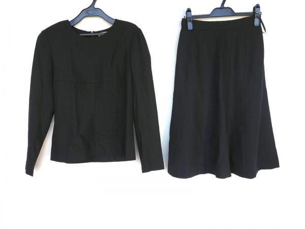 Chloe(クロエ) スカートセットアップ サイズ40 M レディース新品同様  ネイビー