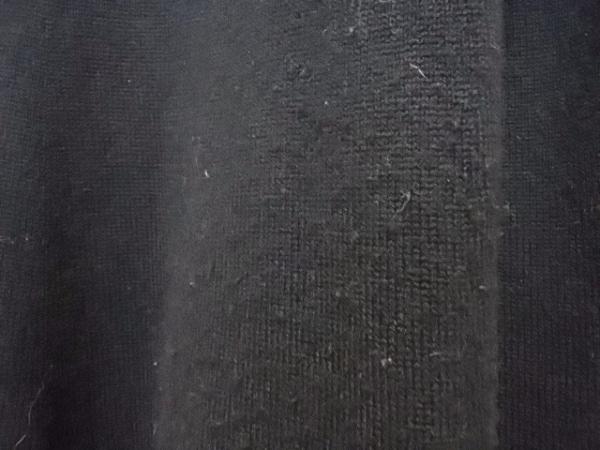 FOXEY(フォクシー) ワンピース サイズ40 M レディース 黒 カシミヤ/ニット