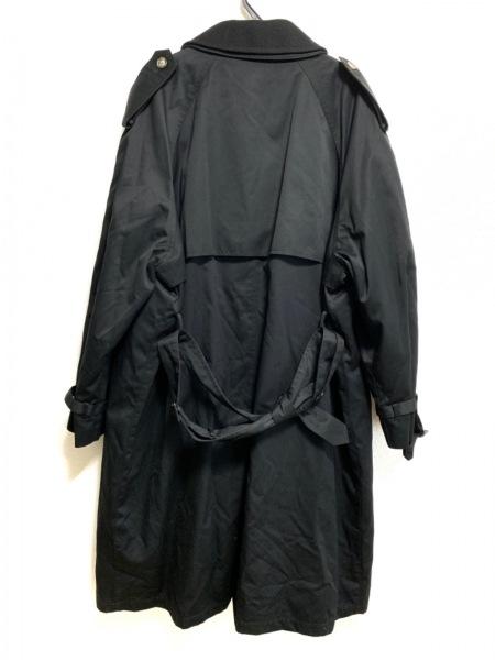 RalphLauren(ラルフローレン) トレンチコート メンズ美品  黒 冬物